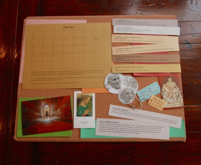 Natural Prayer Board Starter Kit - $15