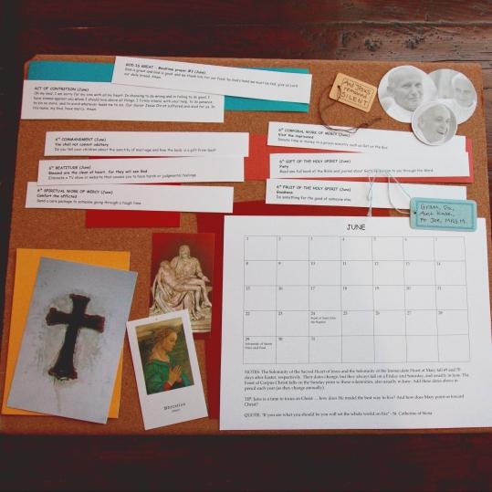White Prayer Board Starter Kit - $15